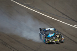 Casey Roderick, Randy Hill Racing Ford crashes