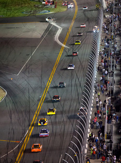 The field under caution