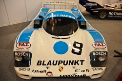 Porsche 962C - Chassis number 962-116, finished 3rd overall in the 1988 Le Mans 24 hour race