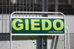 Giedo Van der Garde