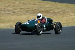 #41 Brian Maile - Cooper T41 (1956)