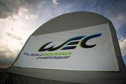 FIA World Endurance Championship signage