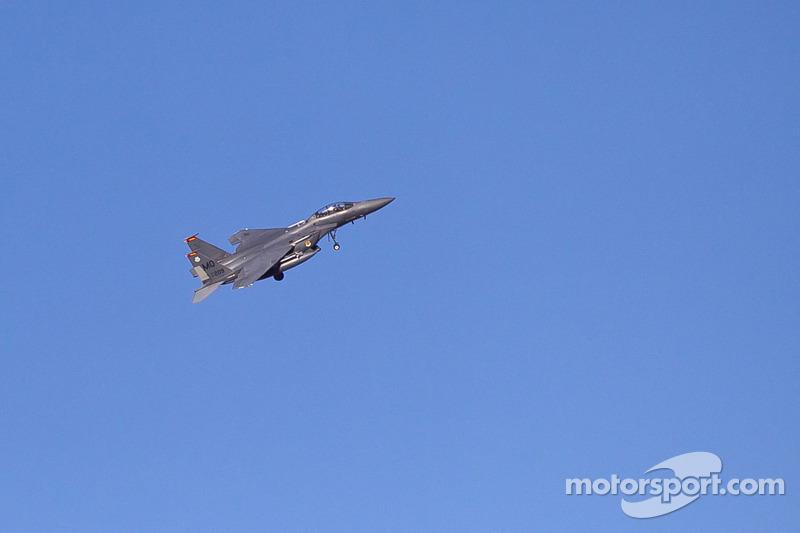 Flyover practice