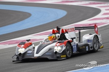 #11 Race Performance Oreca 03 Judd: Jonathan Hirschi, Michel Frey, Pierre Bruneau
