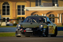 #11 JDX Racing Porsche 911 GT3 Cup: Chris Cumming, Mark Bullitt, Michael Valiante