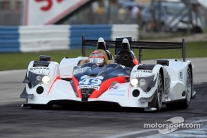 #49 Pecom Racing Oreca 03 Nissan: Luis Perez Companc, Pierre Kaffer, Soheil Ayari