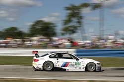 #155 BMW Team RLL BMW M3 GT: Bill Auberlen, Jorg Muller, Uwe Alzen