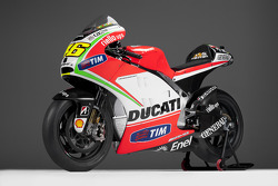 Ducati Desmosedici GP12 launch