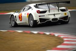 #5 Team Mach Ferrari 458 GT3