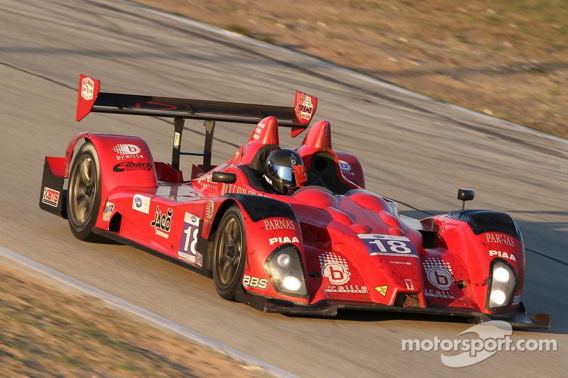 #18 Performance Tech Motorsports Oreca FLM09: Anthony Nicolosi, Ricardo Vera, Raphael Matos