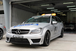 FIA Mercedes Safety Car