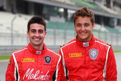 Fabio Onidi and Stefano Coletti