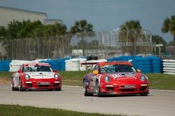 #71 Marvin Gilbert Motorsports Porsche GT3 Cup: Richard Zahn