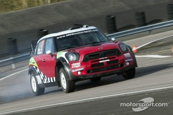 Daniel Sordo and Carlos Del Barrio, Mini John Cooper Works WRC, MINI WRC TEAM