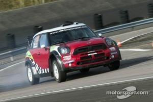 Daniel Sordo and Carlos Del Barrio, Mini John Cooper Works WRC, Prodrive WRC Team