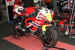9 - Maxime Cudeville - Yamaha R6 - Planet Motor Racing
