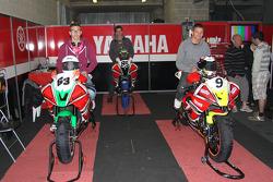 Morgan Berchet - Maxime Cudeville - Alexandre Ayer - Planet Motor Racing