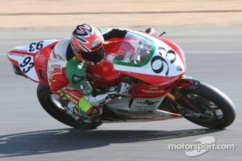 93-Romain Monticelli-Ducati 1198-Monti'r Racing Team