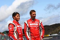 Satoshi Motoyama and Michael Krumm