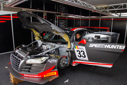 Belgian Audi Club Team WRT Audi R8 LMS