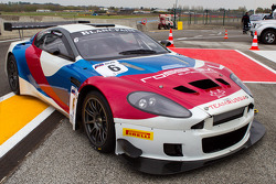 Valmon Racing Team Russia Aston Martin DBRS9