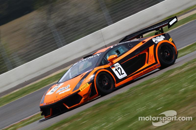 #12 Leipert Motorsport Lamborghini Gallardo LP600: Jesse Laine, Gille Vannelet