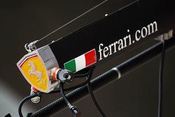Ferrari pit equipment