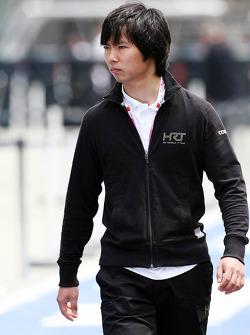 Hispania Racing F1 Team, translator