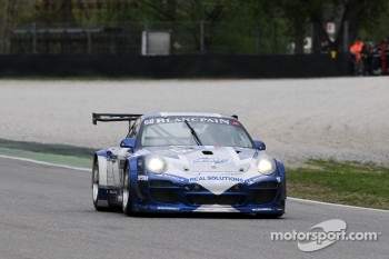 #58 Exagon Engineering Porsche 997 GT3 R:  Christian Kelders, Vincent Radermecker