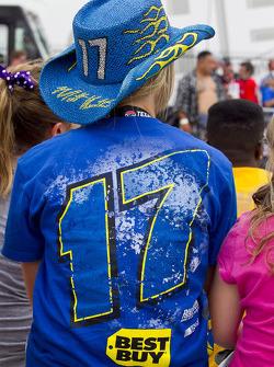 Race fan