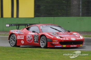#51 AF Corse Ferrari 458 Italia: Dan Brown, Gaetano Ardagna Perez, Giuseppe Ciro