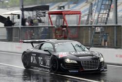 #30 GT3 Racing Audi R8 LMS: Peter Belshaw, Aaron Scott, Craig Wilkins