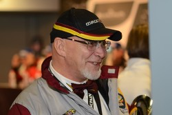 Marc Van Der Straten - Team Owner: Marc VDS Racing