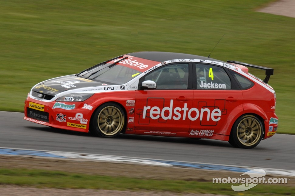 Mat Jackson, Redstone Racing