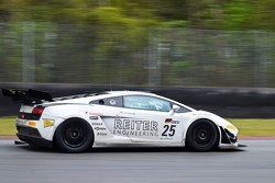 #25 Reiter Engineering Lamborghini Gallardo LP600: Albert von Thurn und Taxis, Tomas Enge