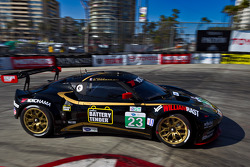 #23 Lotus / Alex Job Racing Lotus Evora: Bill Sweedler, Townsend Bell