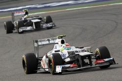 Sergio Perez, Sauber F1 Team F1 Team