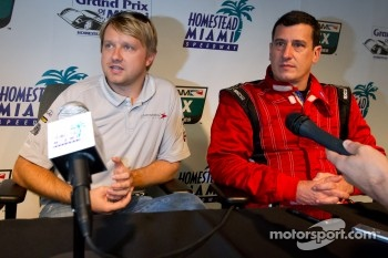 Pole winners press conference: pole sitters Ryan Dalziel and Enzo Potolicchio