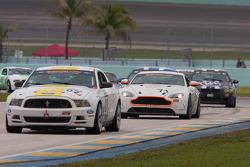 #71 Multimatic Motorsports Aston Martin Vantage: Patrick Dempsey, Tonis Kasemets