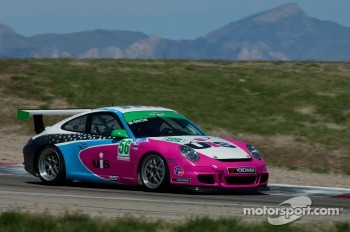 #56 Snow Racing / Wright Motorsports Porsche GT3 Cup: Melanie Snow