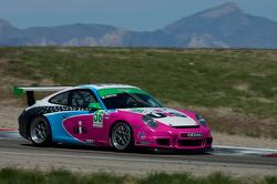 #56 Snow Racing / Wright Motorsports Porsche GT3 Cup: Melanie Snow