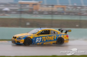 #93 Turner Motorsport BMW M3: Bill Auberlen, Paul Dalla Lana, Billy Johnson