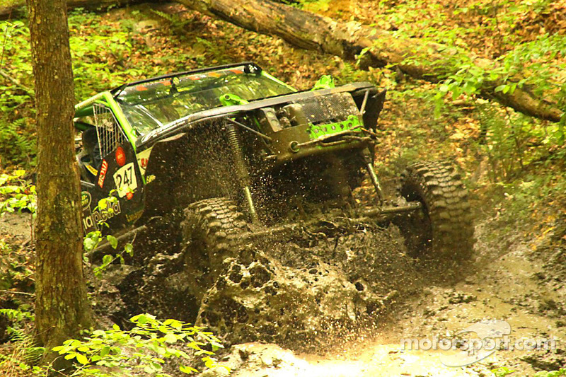 Muddy monsters