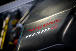 #12 Team Impul Nissan GT-R engine detail