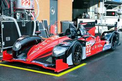 #22 JRM HPD ARX 03a-Honda: David Brabham, Karun Chandhok, Peter Dumbreck