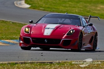 #54 Ferrari 599XX