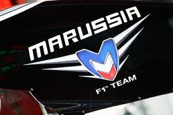 Marussia F1 Team logo