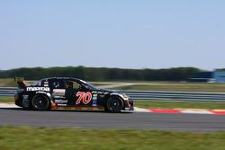 #70 SpeedSource MazdaSpeeed Modspace Mazda Rx-8: Jonathan Bomarito, Sylvain Tremblay