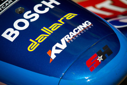Car detail, Tony Kanaan, KV Racing Technology Chevrolet