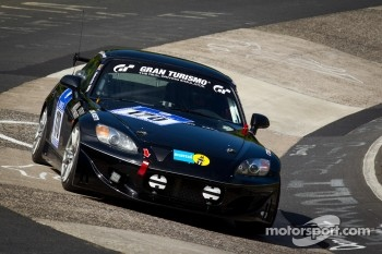 #170 Team Mathol Racing e.V. Honda S2000: Thomas Heinrich, Matthias Holle